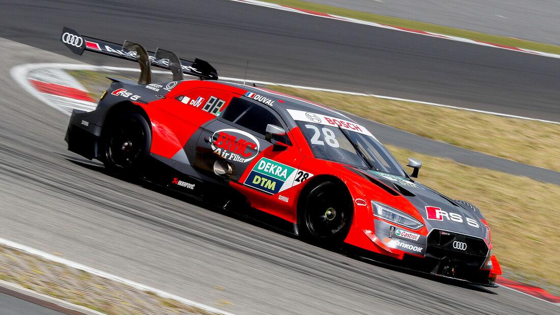 Loic Duval - Audi - DTM-Auto 2020