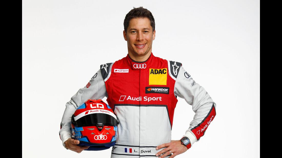 Loic Duval - Audi - Porträt - DTM 2018