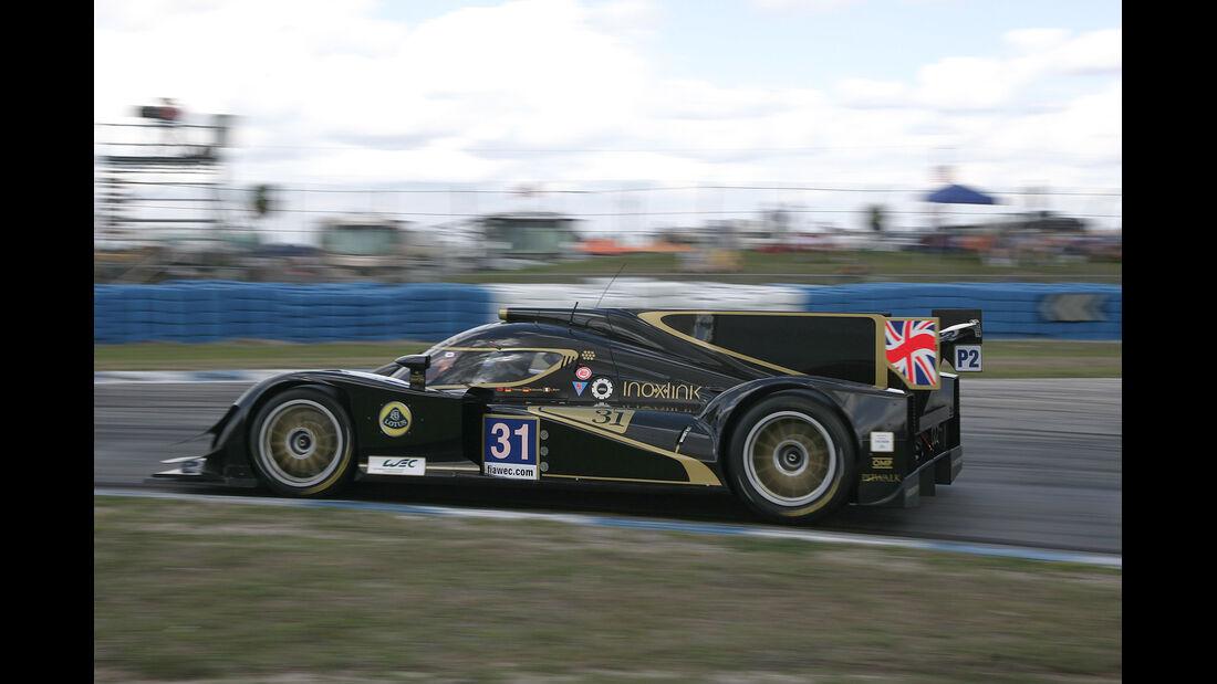 Lola B12/60 WEC Sebring 2012