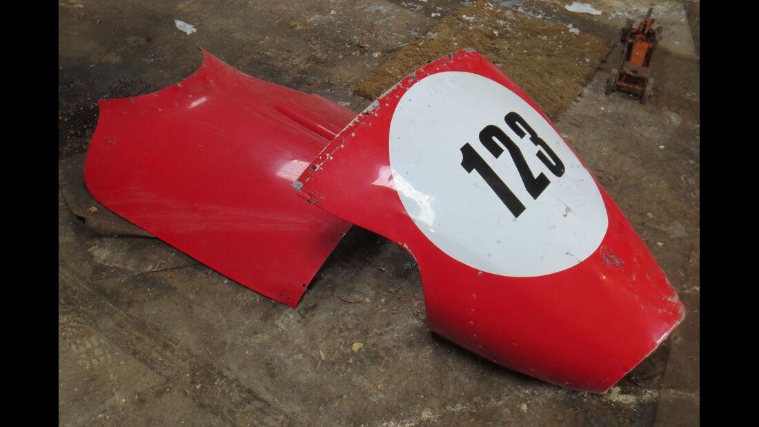 Lola Body Panels for Formula Junior