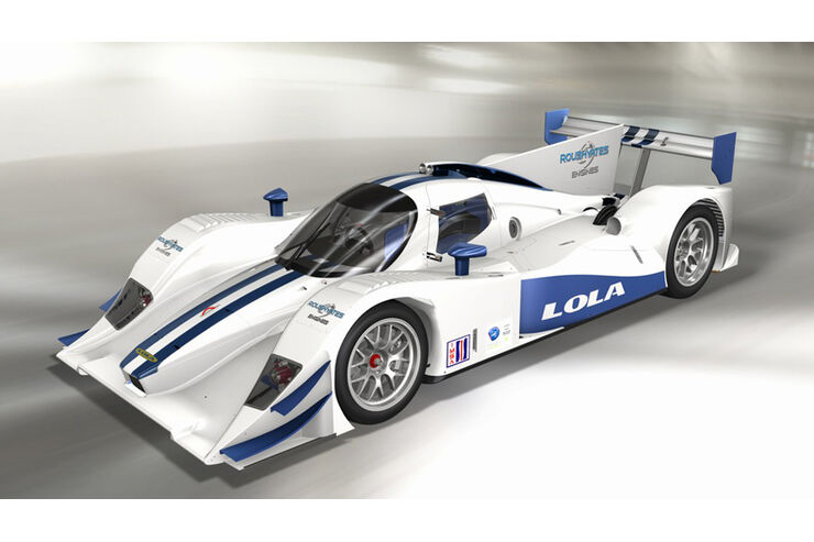 Lola LMP11