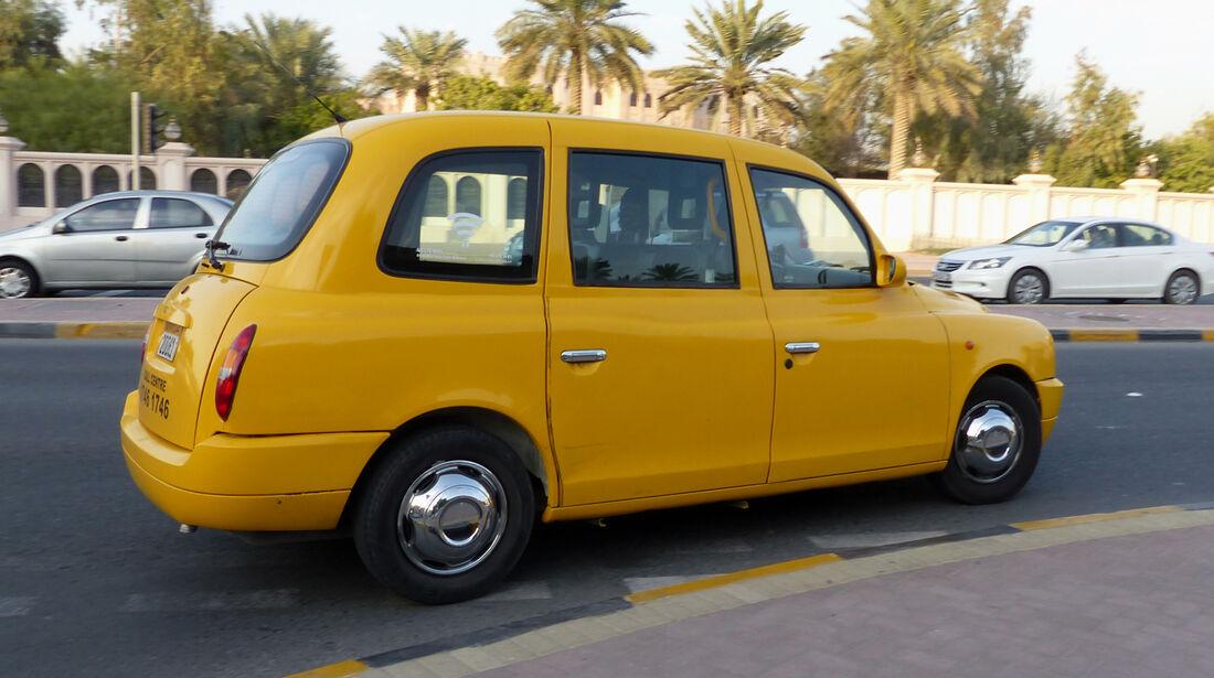 London Taxi - Carspotting Bahrain 2014