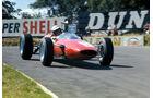 Lorenzo Bandini - Ferrari 156 - Brands Hatch 1964