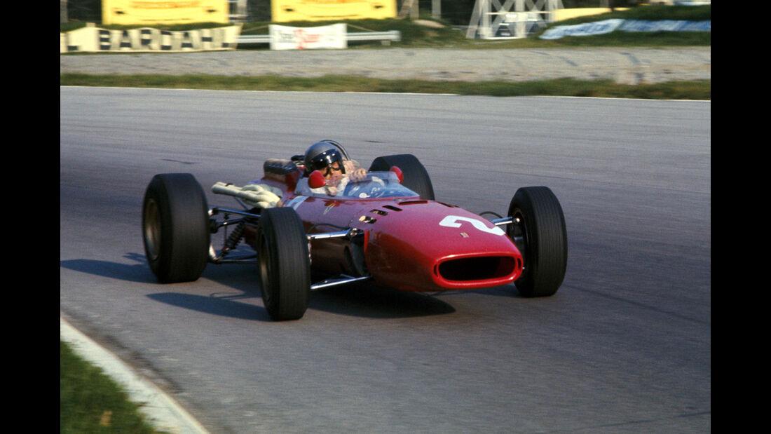 Lorenzo Bandini - Ferrari 312 - Monza 1966