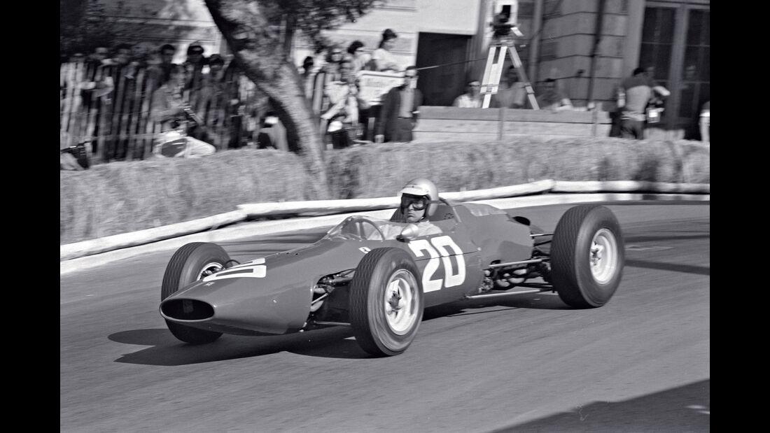 Lorenzo Bandini - Ferrari Dino 156 - GP Monaco 1964