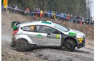Lorenzo Bertelli - Rallye Schweden 2016