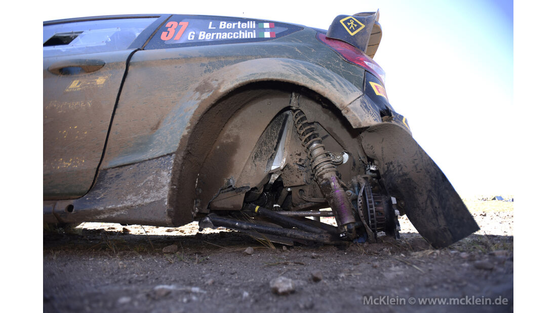 Lorenzo Bertelli - WRC - Rallye Argentinien 2015