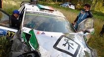 Lorenzo Bertelli - WRC - Rallye Finnland 2016