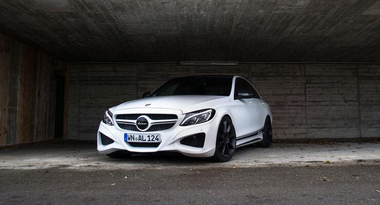 Lorinser C50 - Tuning - Mercedes C 450 AMG
