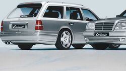 Lorinser Dachspoiler S124 T-Modell