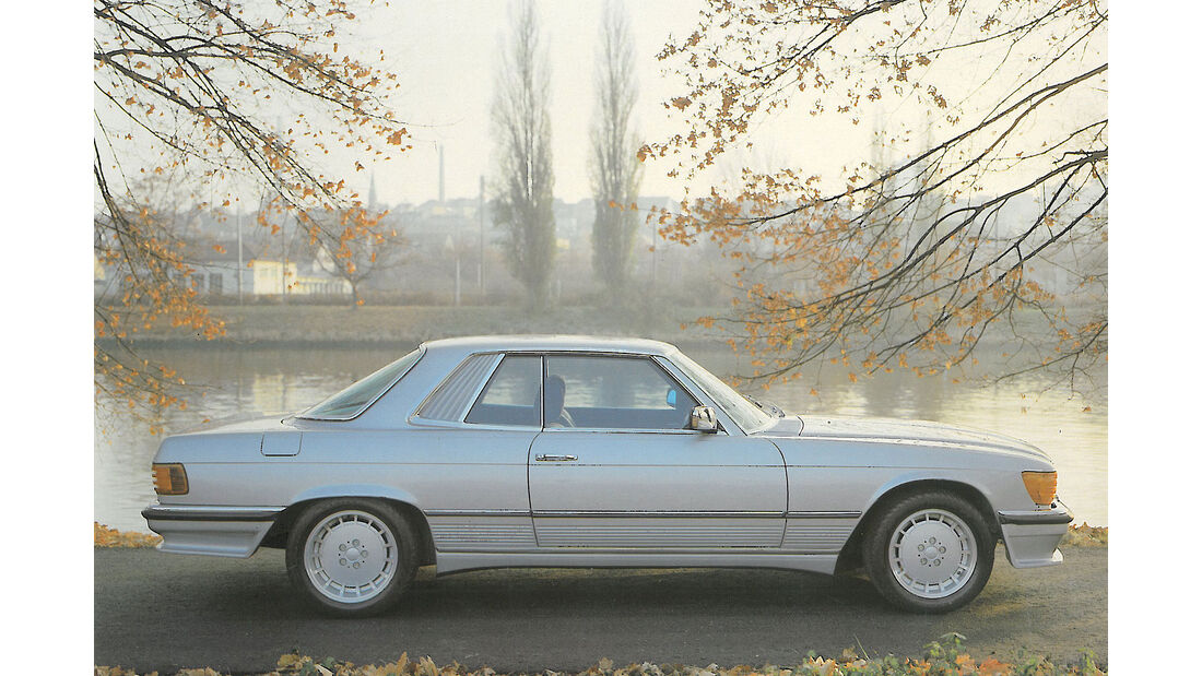 Lorinser LO Rad Mercedes SLC C107