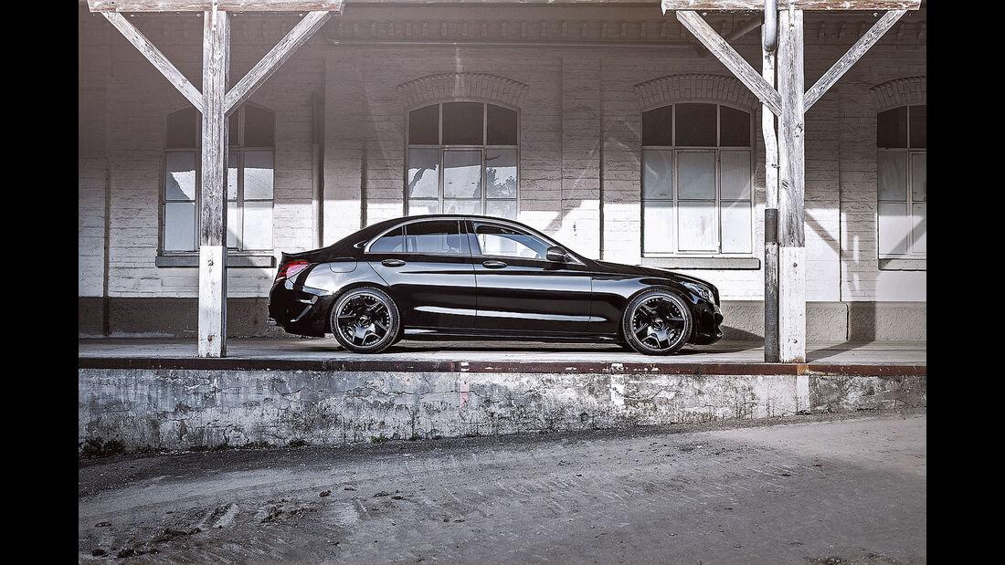 Lorinser-Mercedes C400 4Mat.