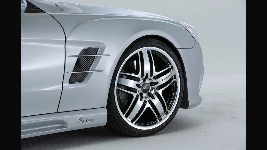Lorinser Mercedes SL 500, Felge, Rad