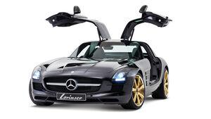 Lorinser, Mercedes SLS, Alufelgen
