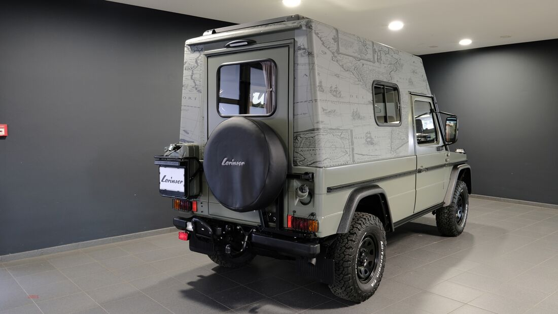 Lorinser Puch G 461 Wohnmobil