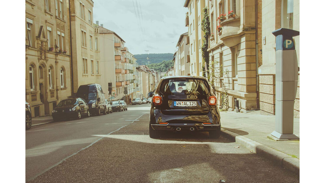 Lorinser tunt Smart forfour und fortwo
