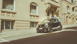 Lorinser tunt Smart Fortwo und Forfour