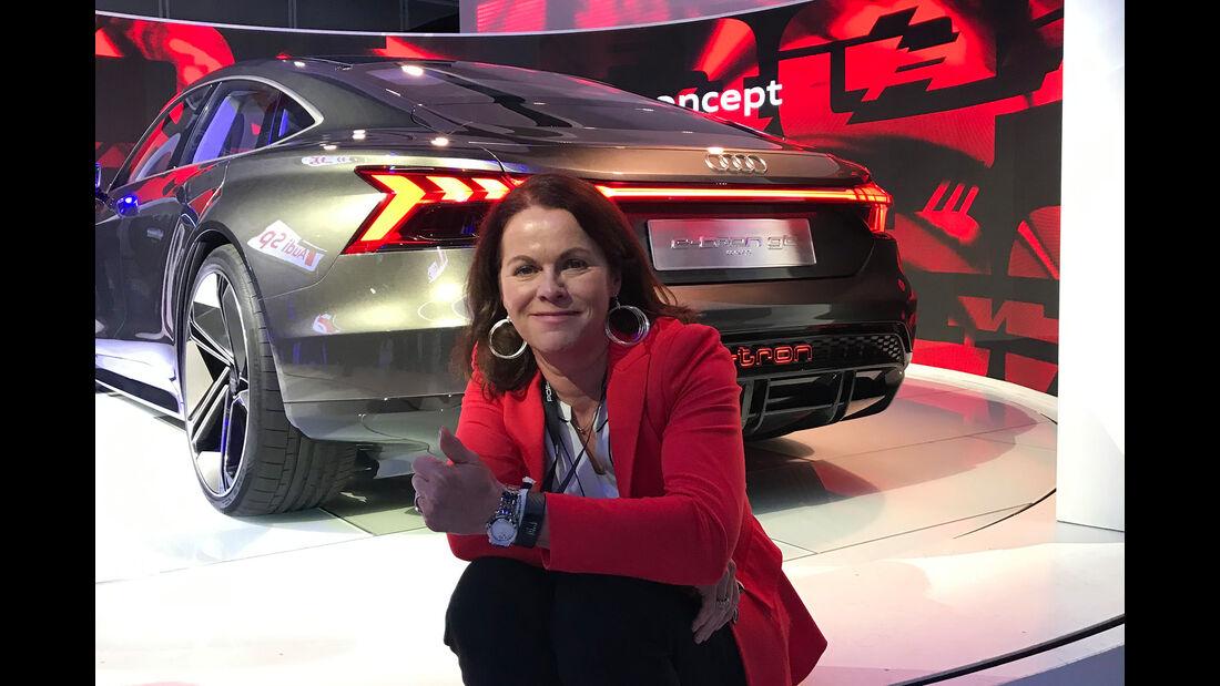 Los Angeles Auto Show 2018 Pro und Contra