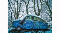 Lost Wheels - Atlas der vergessenen Autos von Dieter Klein