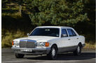 Lot 347: 1985 Mercedes-Benz 500SEL Armoured