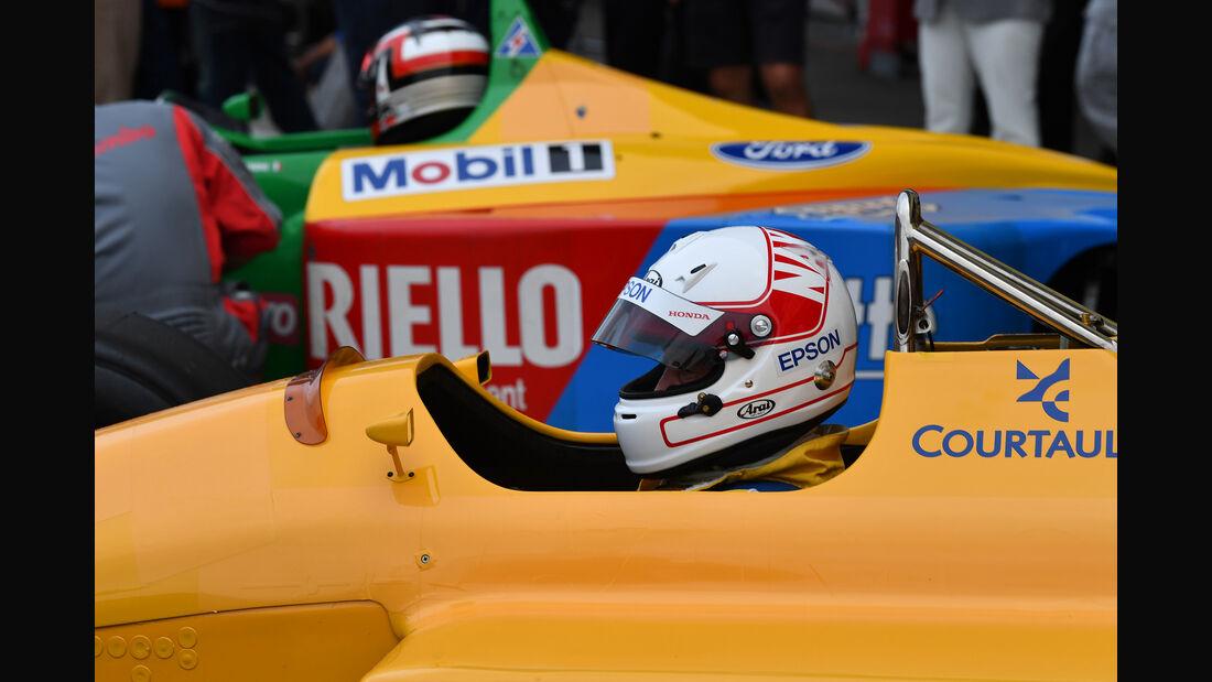 Lotus 100T - Satoru Nakajima - Klassiker-Parade - GP Japan 2018