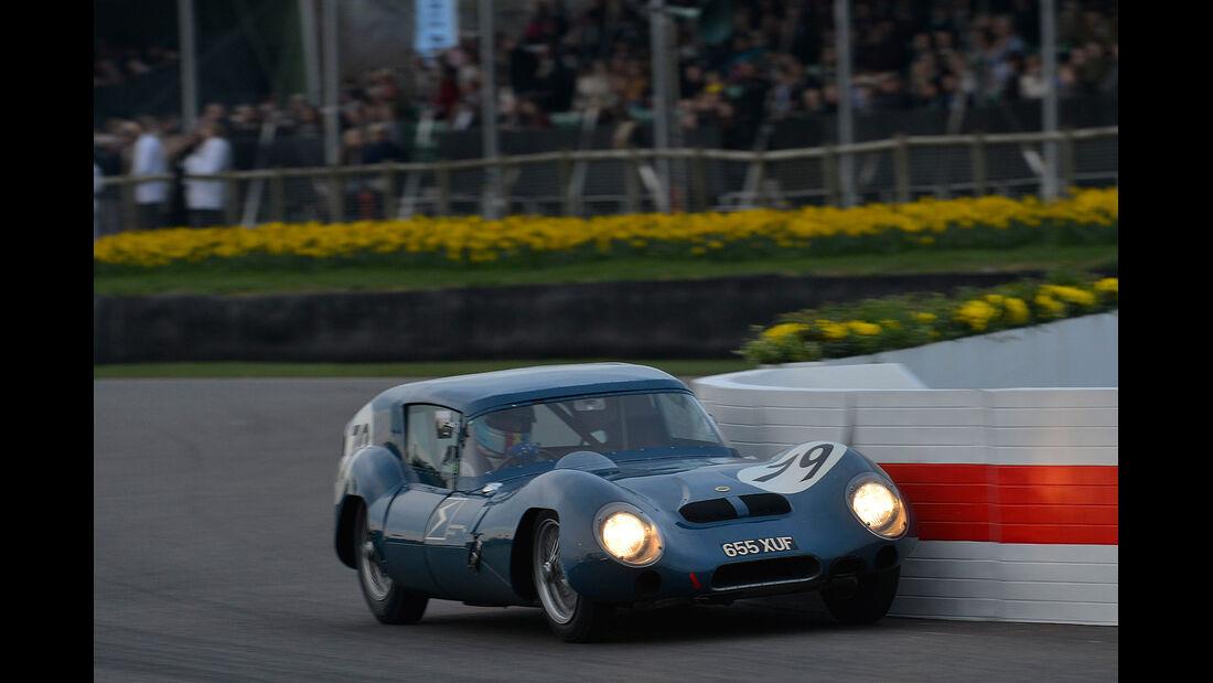 """Lotus 11 GT """"Breadvan"""" von 1964"""