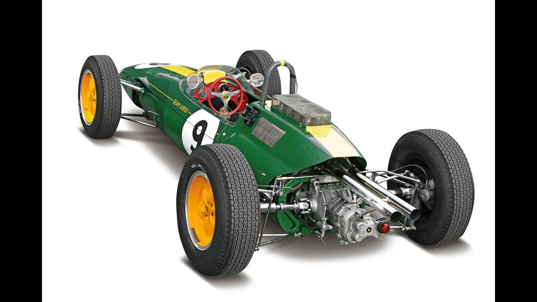 Lotus 25-Climax - Beste F1-Autos