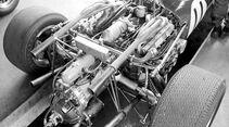 Lotus 43-BRM - 16 Zylinder - Motor