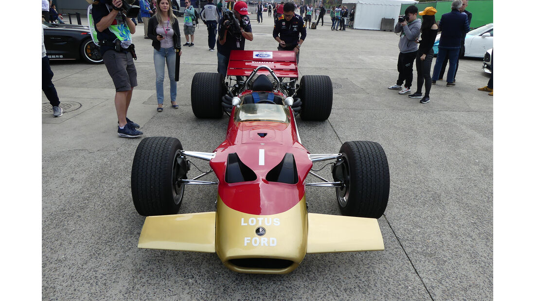 Lotus 49 - GP China 2019 - Shanghai