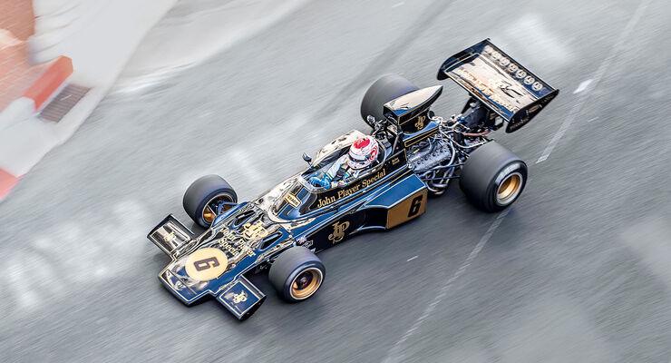 Lotus 72-Ford