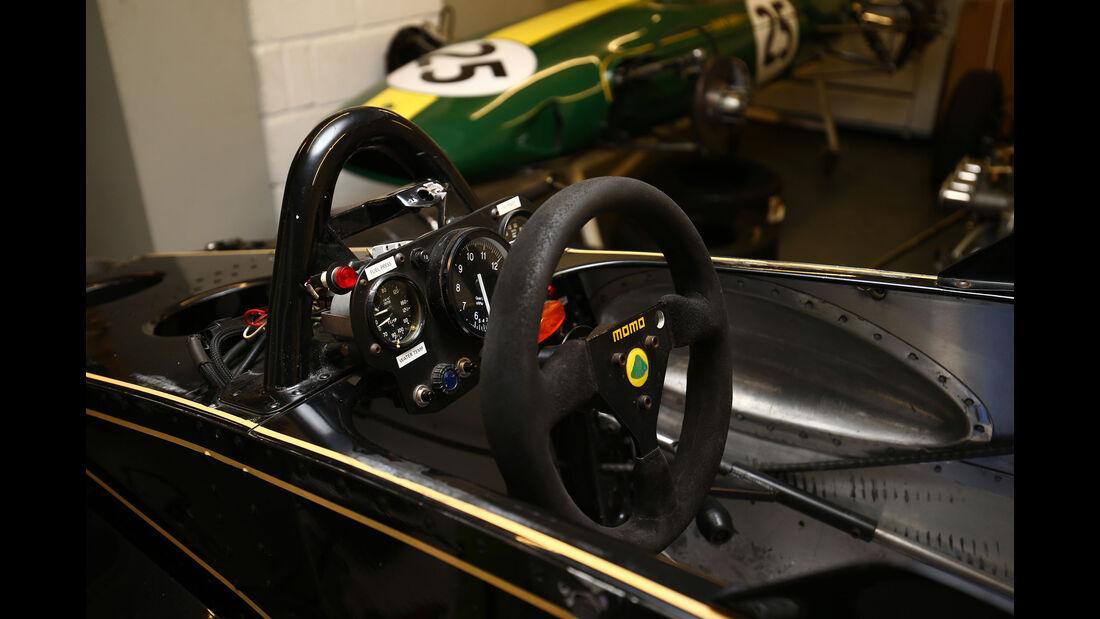 Lotus 78 - Classic Team Lotus - Lotus Workshop - Werkstatt - Hethel - England