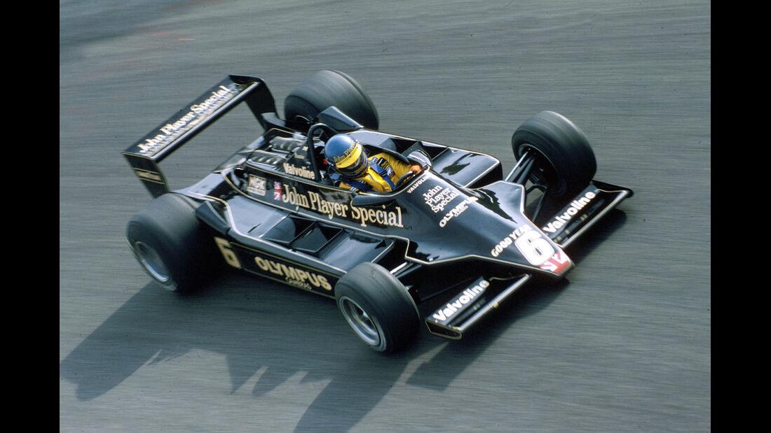 Lotus 79 - Formel 1 1968