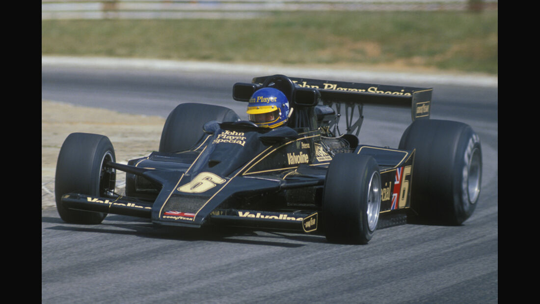 Lotus 79 Groundeffect