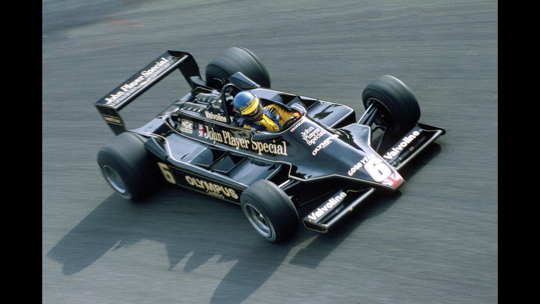 Lotus 79 - Top 5 - F1 Autos