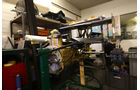Lotus 81/2 - Classic Team Lotus - Lotus Workshop - Werkstatt - Hethel - England