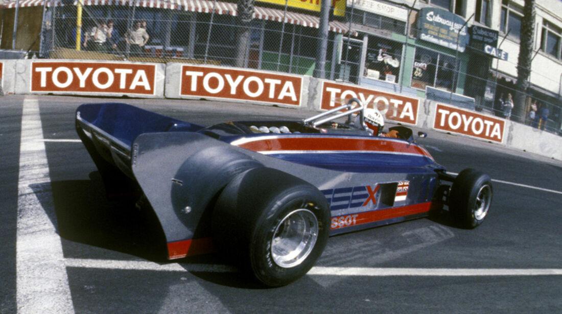 Lotus 88 - Verrückte Formel 1-Ideen