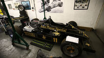 Lotus 91 - Classic Team Lotus - Lotus Workshop - Werkstatt - Hethel - England