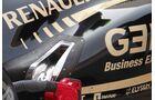 Lotus Aufpuff - Formel 1 - GP Indien - 26. Oktober 2012