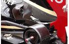 Lotus Auspuff GP Australien 2012