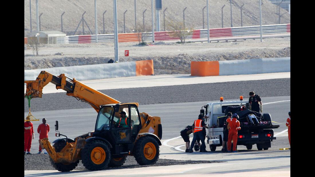 Lotus - Bahrain - Formel 1 Test - 2014