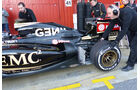 Lotus - Barcelona-Test - Technik - Formel 1 2015
