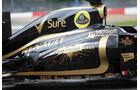 Lotus - Batman-Aktion - Formel 1 - GP England - Silverstone - 5. Juli 2012