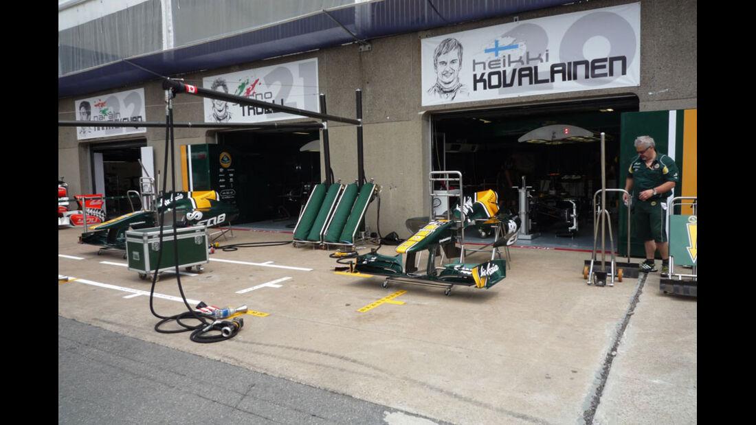 Lotus-Box GP Kanada 2011