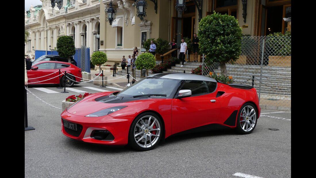 Lotus - Carspotting - GP Monaco 2019