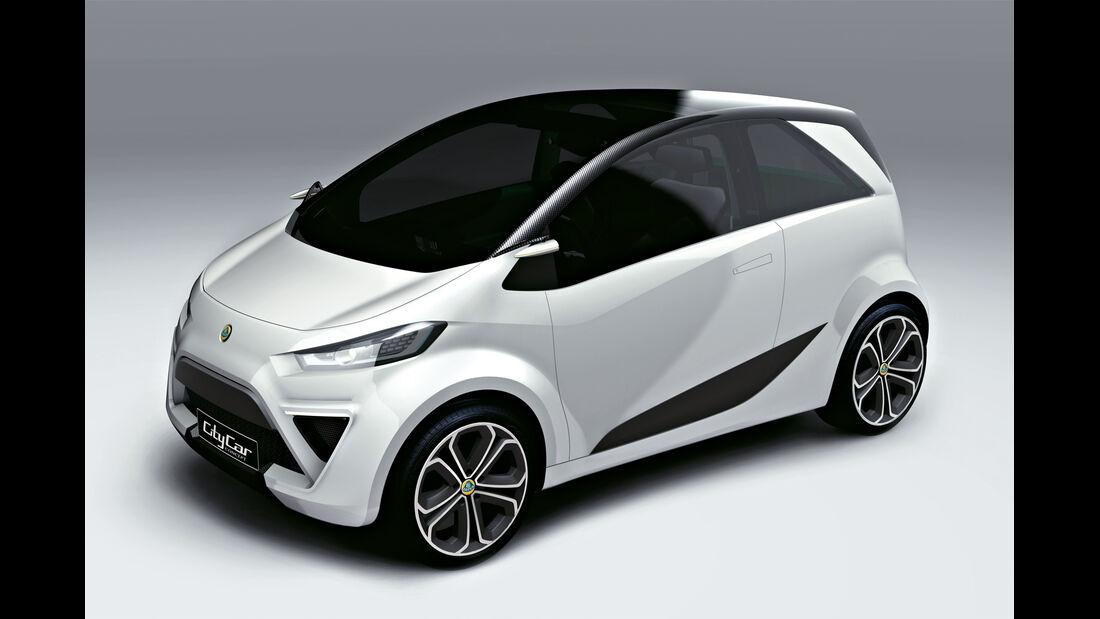 Lotus, City Car Concept