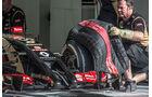 Lotus - Danis Bilderkiste - Bahrain-Test 2014