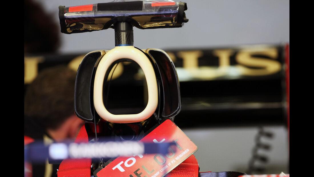 Lotus Doppel-DRS 2012