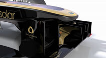 Lotus E20 Piola Technik 2012