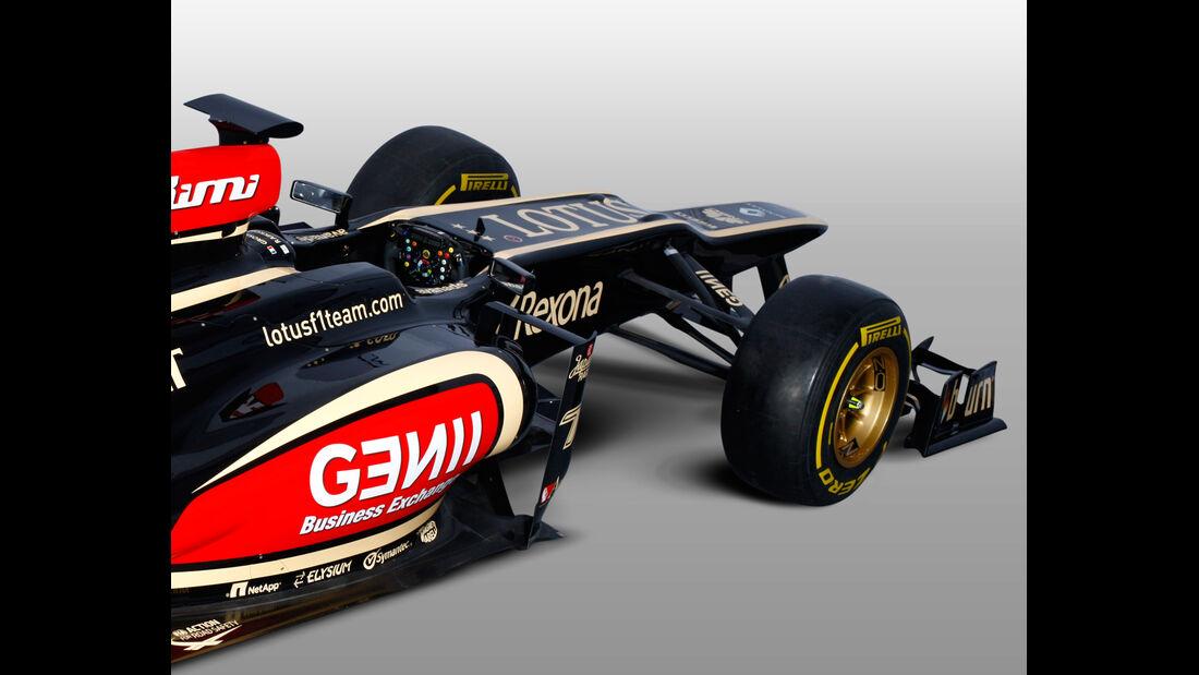 Lotus E21 Formel 1 2013