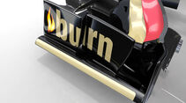 Lotus E21 - Formel 1-Technik